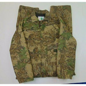 Vintage Liberty XL RealTree Camouflage Coveralls
